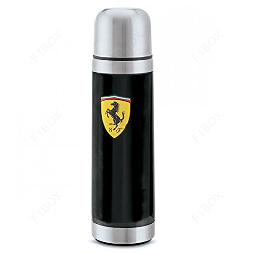 ferrari-black-stainless-steel-travel-thermos-flask-with-shield-logo