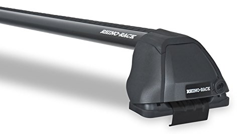 Rhino-Rack RS323B Vortex 2500 RS 2 Bar Roof Rack, (2500 Rhino Rack)