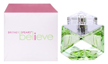 Britney Spears Believe By Britney Spears For Women. Eau De Parfum Spray , 1.7-Ounce Bottle