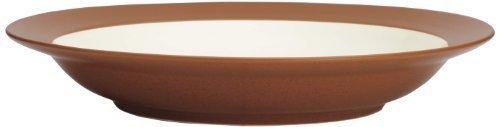 Colorwave Accent - Noritake Colorwave Pasta Bowl, Terra Cotta by Noritake
