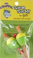 Betts Mr Crappie Unwgt Pear Fishing Equipment, 1 1/4 oz, ...