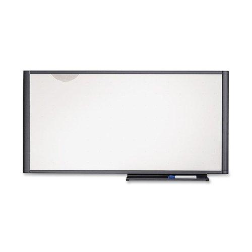 Wholesale CASE of 2 - Quartet Total Erase Workstation Marker Boards-Markerboard, Total Erase, 48