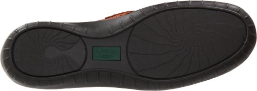 Walking Cradles Womens Hartford Flat Sandal, Luggage, 7.5 W US