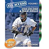 John Danowski: All-Access Duke Lacrosse, Volume I: One-on-One and Team Drills