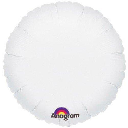 Anagram International Round Foil-Flat-Balloon, 18