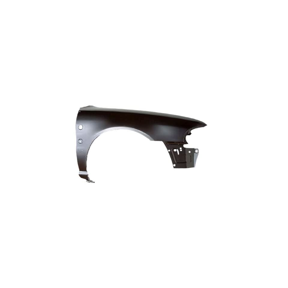 OE Replacement Audi A4 Front Passenger Side Fender Assembly (Partslink Number AU1241110)