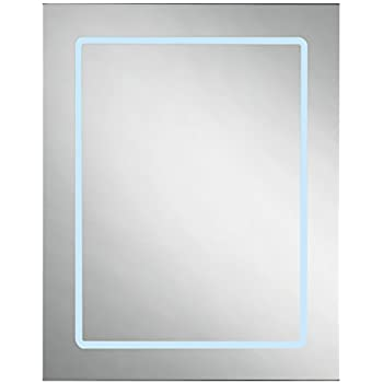 this item ove decors cassini led lighted medicine cabinet 25inch by 20inch by 6inch