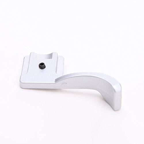 45mm Aluminum Grip for Canon for EOS M G11 G12 G15 G1X for Nikon P7100 P7700 COOLPIX A for Fujifilm X100 X100S X-E1 L3FE