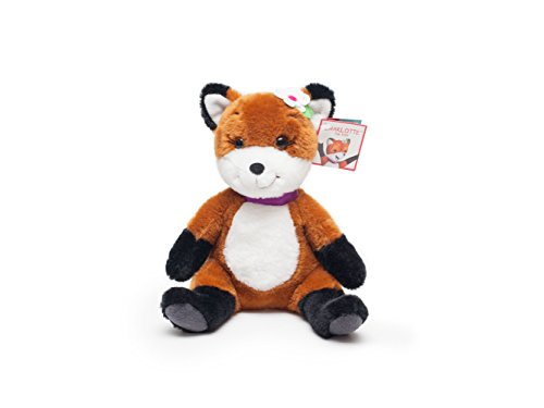 Charlotte The Fox Plush Toy  From The Award Winning Oliver   Hope Storybook Adventures