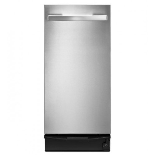 Whirlpool TU950QPXS Undercounter 15W in. Trash Compactor - Stainless Steel by Whirlpool