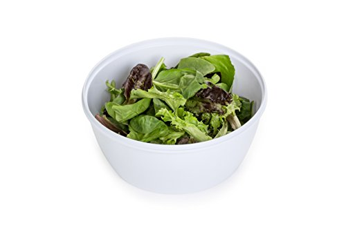 All in One Salad to Go Container with Attachable Fork