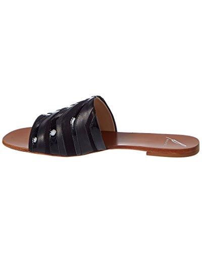 Womens Black Leather Brian Dahl B Atwood 0xpqES