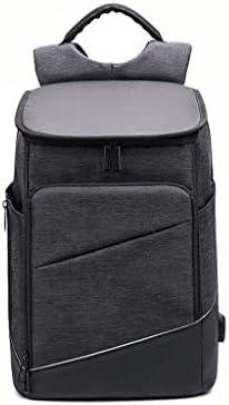 BAJIMI ポート大容量メンズバックパック防水旅行コンピュータパッケージスクールバッグ女性の充電多機能USB