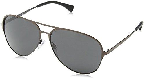 Emporio Brown Brown Black Armani Sonnenbrille Matte EA2032 rwIrPqF