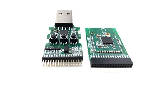 BLE5.0 Wireless Remote Data Transmission Bluetooth Module nRF52832 with External Antenna Class 1 with Effective Integrated Testing Board by JINOU (Image #3)