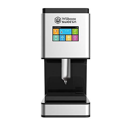 WiibooxSweetin Intelligent Home DIY 3D Desktop Edible Food Chocolate Printer 30ML
