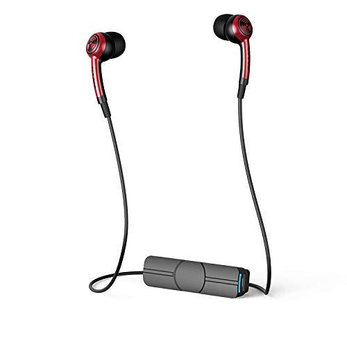 IFROGZ IFPLGW-RDO Plugz Wireless Earbuds, Red