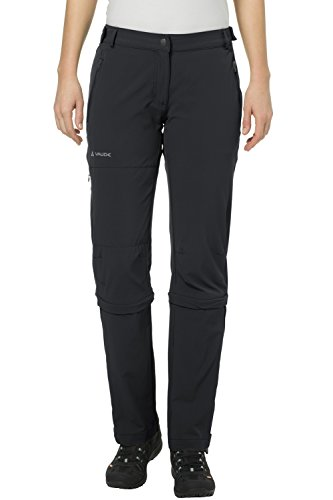 VAUDE Damen Hose Women's Farley Stretch Capri T-Zip Ii