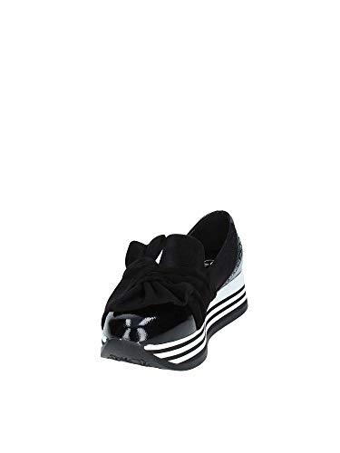 37 donna Mocassini Shoes neri da Grace 2014 UqB8YwnO
