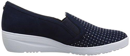Yvanna AK Klein Fabric Navy Anne Sport Sneaker Women dwIxIq5F