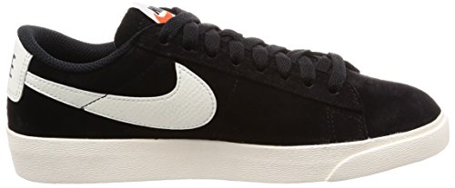 Multicolore 006 sail De Blazer Low sail Gymnastique Chaussures Nike Sd W Femme black 74Hw8q8ax