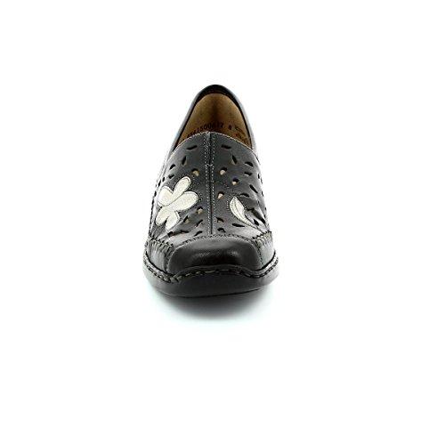 REMONTE Remonte Ladies Shoe D1616-01 Black