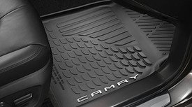Amazon.com: TOYOTA PT908-03180-20 All Weather Floor Liner (Black): Automotive