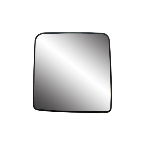 Fit System 33266 Jeep Wrangler Left Side Heated Power Replacement Mirror Glass with Backing Plate