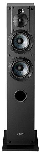 Sony SSCS3 3-Way Floor-Standing Speaker