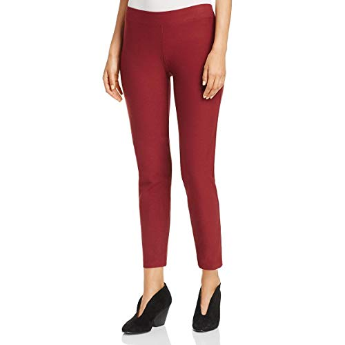 Eileen Fisher Womens Petites Cropped Skinny Ankle Pants
