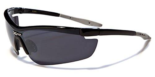 Gafas And ® Loop Lens sol de ® Black Grey Black X para hombre gtznWAt