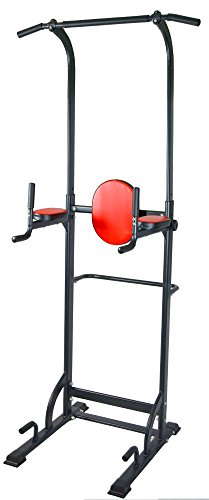 Iron-Jack-Pull-Up-Chin-Up-Station-Dip-VKR-sturdy-frame