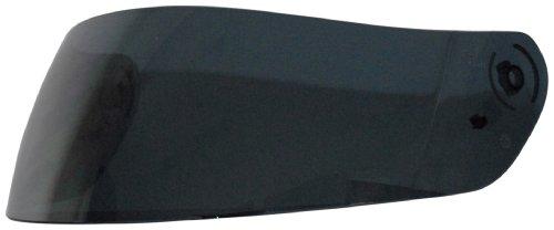 (Vega Series A Full Face Shield (Smoke, One size) )