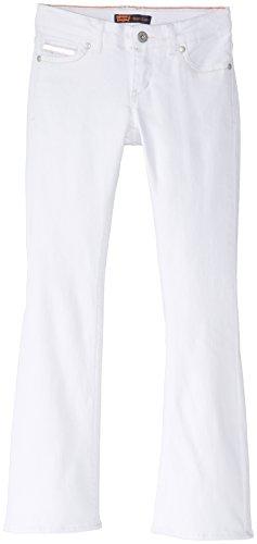 522da7bb437 Levi's Big Girls' Becca Beaded Bootcut in White - Buy Online in UAE ...