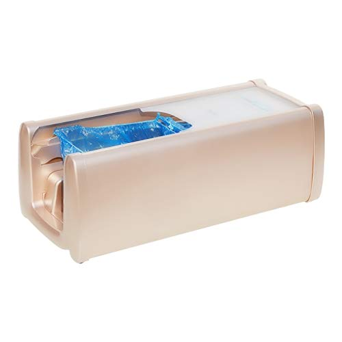 LDY Household Office Fully Automatic Disposable Shoe Film Machine + 100 Plastic Shoe Covers Non-Slip by LDY (Image #6)