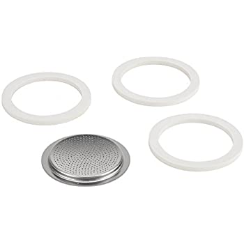 Amazon.com: Packaging of 3 gaskets and 1 filter for aluminum ...