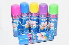 5 Cans Silly Goofy Crazy Prank Party String Spray Streamer Wedding Supplies New by Alist