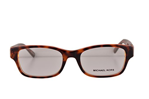 Michael Kors MK8001 Ravenna Eyeglasses 51-18-135 Tortoise Pink Yellow 3004 MK 8001 (FRAME - Sunglasses Amazon Kors Michael