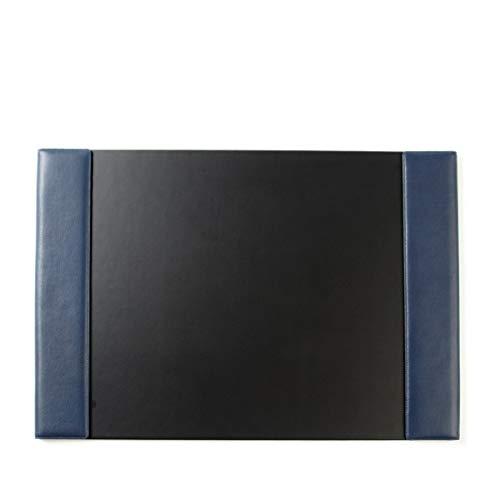 Desk Pad - Full Grain Leather - Navy - Desk Fashion Pad
