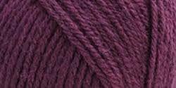 Bulk Buy: Lion Brand Wool Ease Yarn (3-Pack) Eggplant 620-167