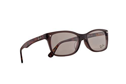 Ray-Ban RB 5228F Eyeglasses 53-17-140 Opal Brown w/Demo Clear Lens 5628 RX 5228 RX5228F ()