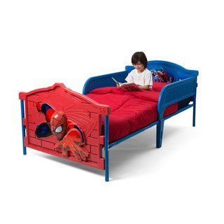 Spider-Man Twin Bed by Marvel