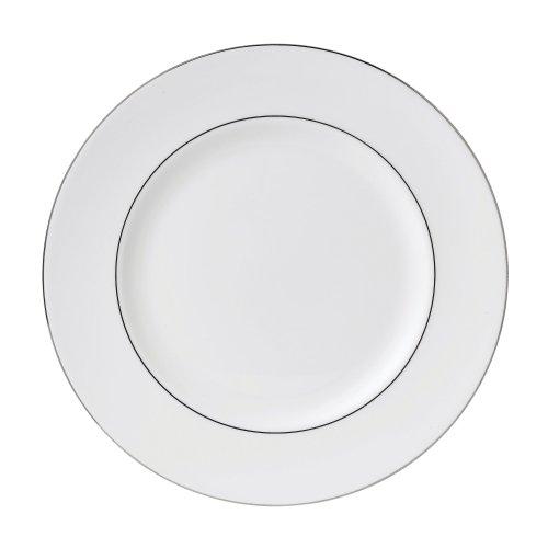 Wedgwood Signet Platinum 10-3/4-Inch Dinner Plate (Dinnerware Signet Platinum)
