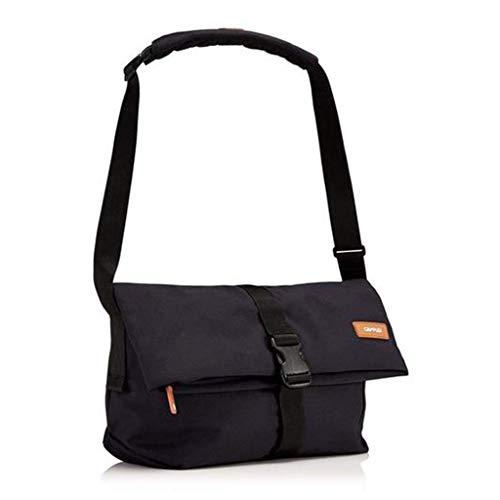 Pinnacle of Horror Laptop Shoulder Bag - Bluestone