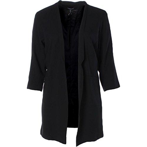 Womens Silk Clothing Coat Jacket - 1