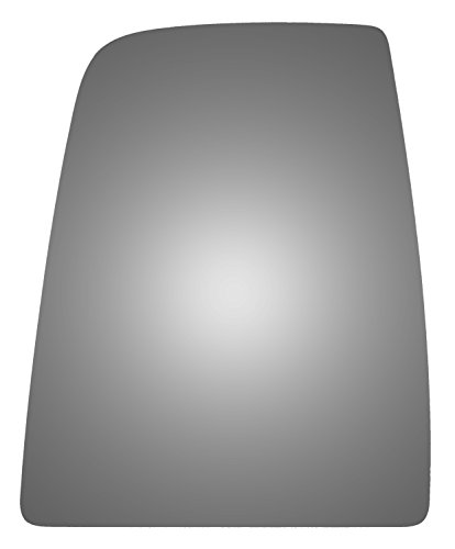 Upper Flat Driver Side Replacement Mirror Glass for FORD TRANSIT (2015 2016 2017 -