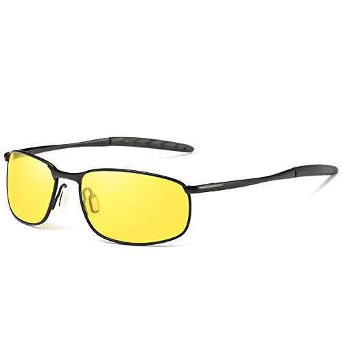 19f54d06e4 TIANLIANG04 hombres gafas de sol gafas polarizadas UV400 estilo de moda  gafas de sol polarizadas gafas