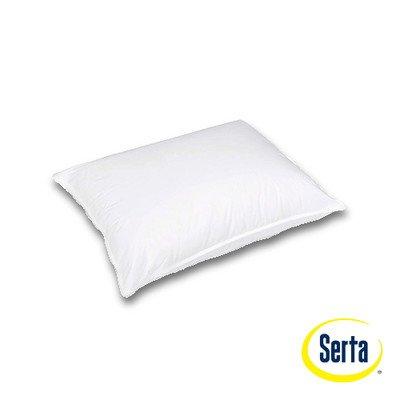 (Serta Perfect Sleeper Down Alternative Bed Pillow Size: King)