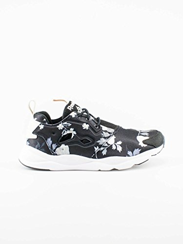 Reebok Classic Furylite SR Shoe Florals Black