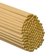 5/16 inch x 36 inch Wood Dowels-Bag of 100 by WWD   B00UA85AUW